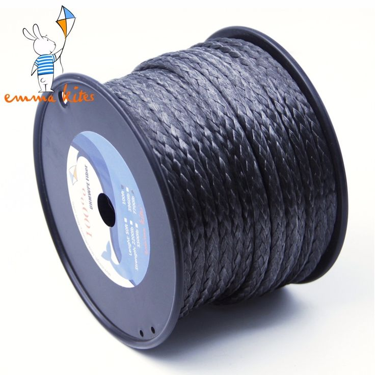 49.39$  Buy now - http://alich8.shopchina.info/go.php?t=32784583218 - Outdoor Kiteboarding Braided Line 6mm Diameter UHMWPE Material 7700lbs Safety Rope For Rescue Survival 49.39$ #buychinaproducts