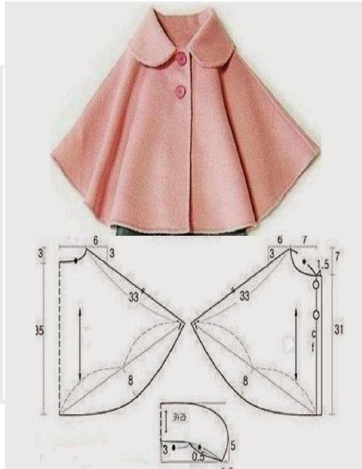molde patrones costura