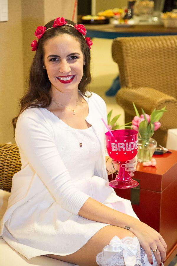 Os três Chás da Marina | Chá de Lingerie