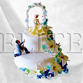 Свадебный торт эйфелева башня