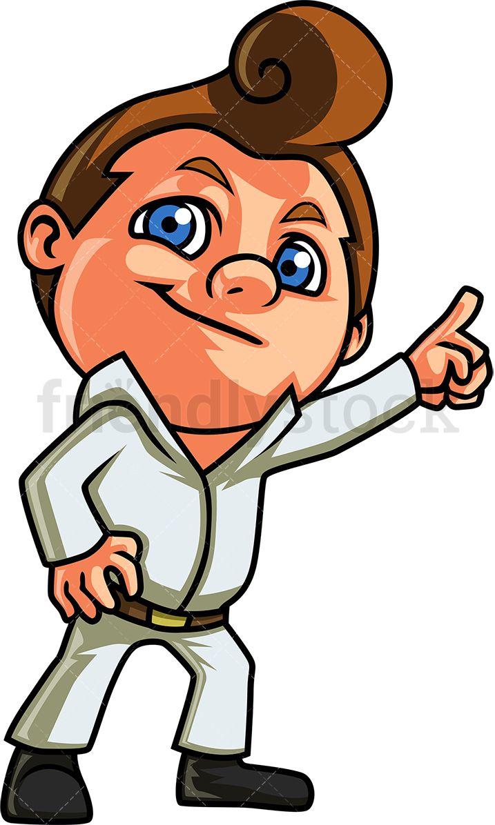 Kid Dancing Disco Cartoon Clipart Vector Friendlystock Cartoon Clip Art Kids Vector Cartoon