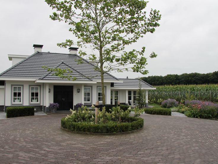 43 beste afbeeldingen van villa 39 s - Eigentijds tuinmodel ...