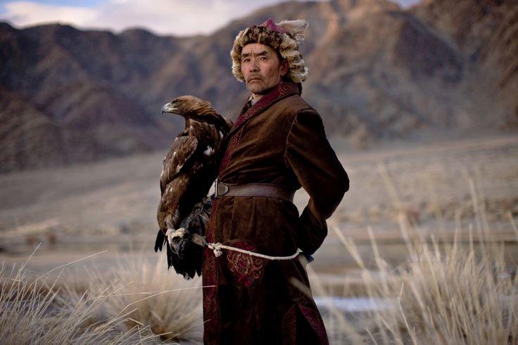 Eagle Hunters known as Berkutchi - take pride in their appearance. christogeoghegan.com