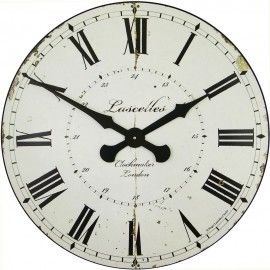 This very popular vintage Clockmaker Wall Clock 60cm is only £66.95