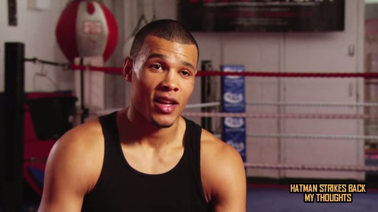 CHRIS EUBANK JR CALLS OUT GEORGE GROVES!!!