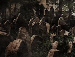 Old Jewish cemeterie, Prague