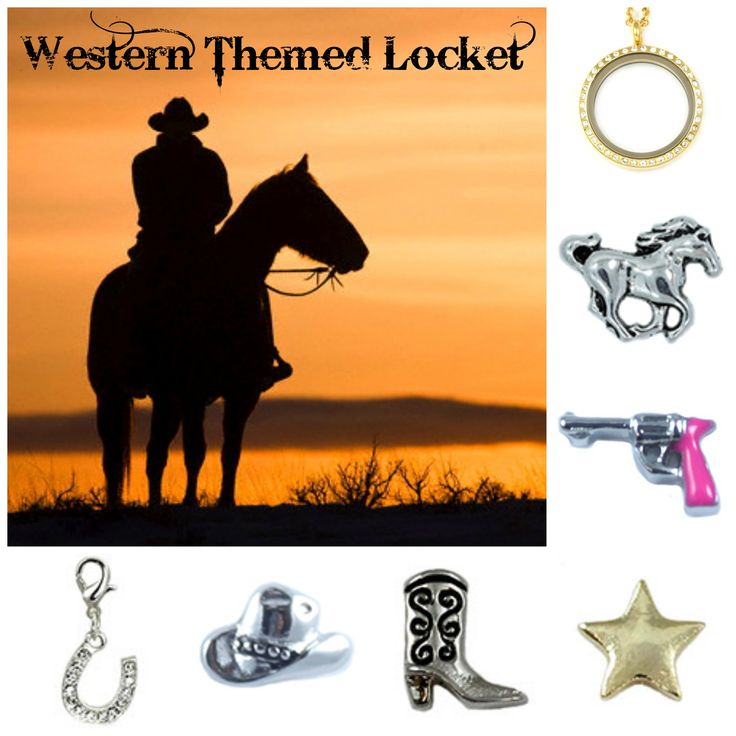 Western Theme - South Hill Designs Locket South Hill Designs by Jothelyn Independent Artist #136784 www.southhilldesigns.com/jothelyn Facebook- South Hill Designs/Jothelyn Email- rjlmontalvo@gmail.com