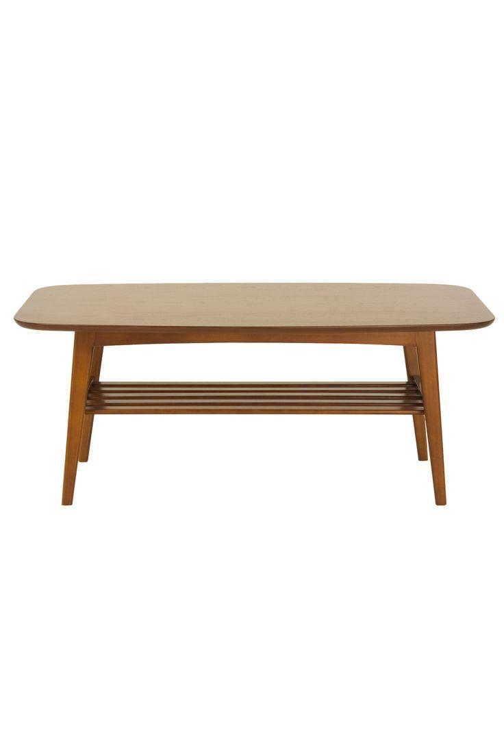 Lars Coffee Table, Walnut