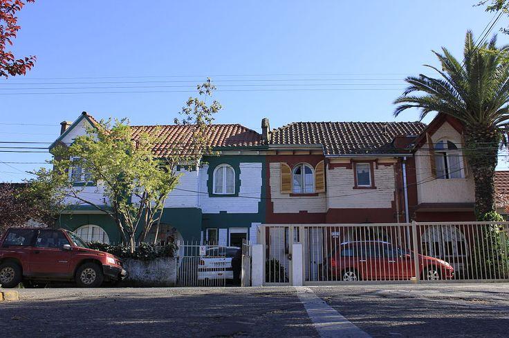 Población Keller, Providencia, Santiago, Chile