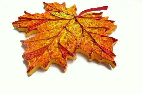 Orange & Yellow - A Few of My Favorite Things von Anna Roberts auf Etsy