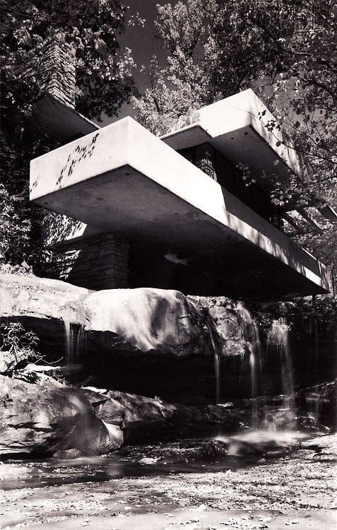 nickelsonwooster:  FallingWater. theimportanceofbeingmodernist:  ...