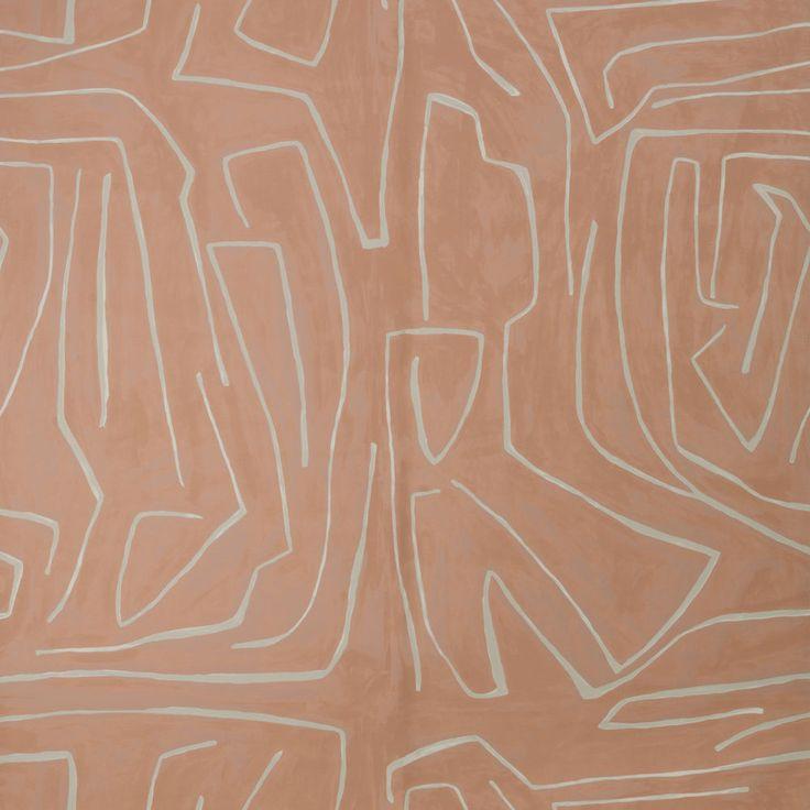 Graffito Wallpaper by Kelly Wearstler | Kelly wearstler ...