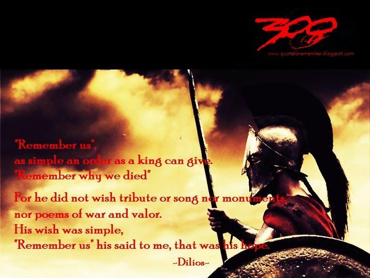 Spartan movie quotes