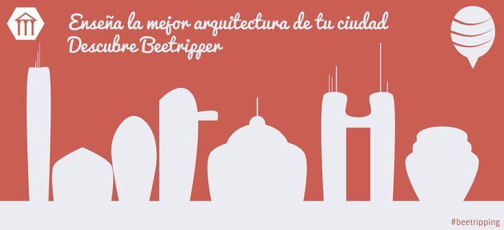 Descubre la #arquitectura de las ciudades. Viaja a #sevilla #madrid y #barcelona