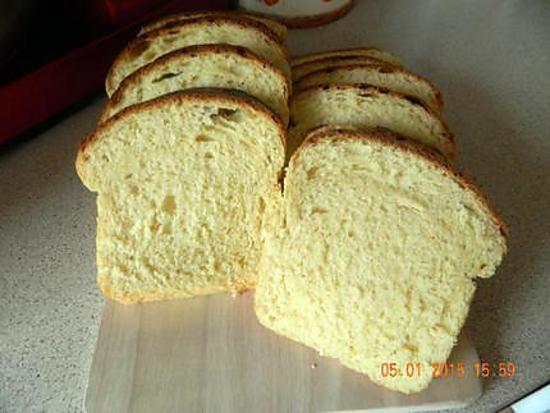 recette Brioche au fromage blanc