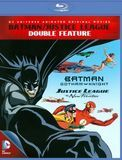 Batman: Gotham Knight/Justice League: The New Frontier [2 Discs] [Blu-ray]