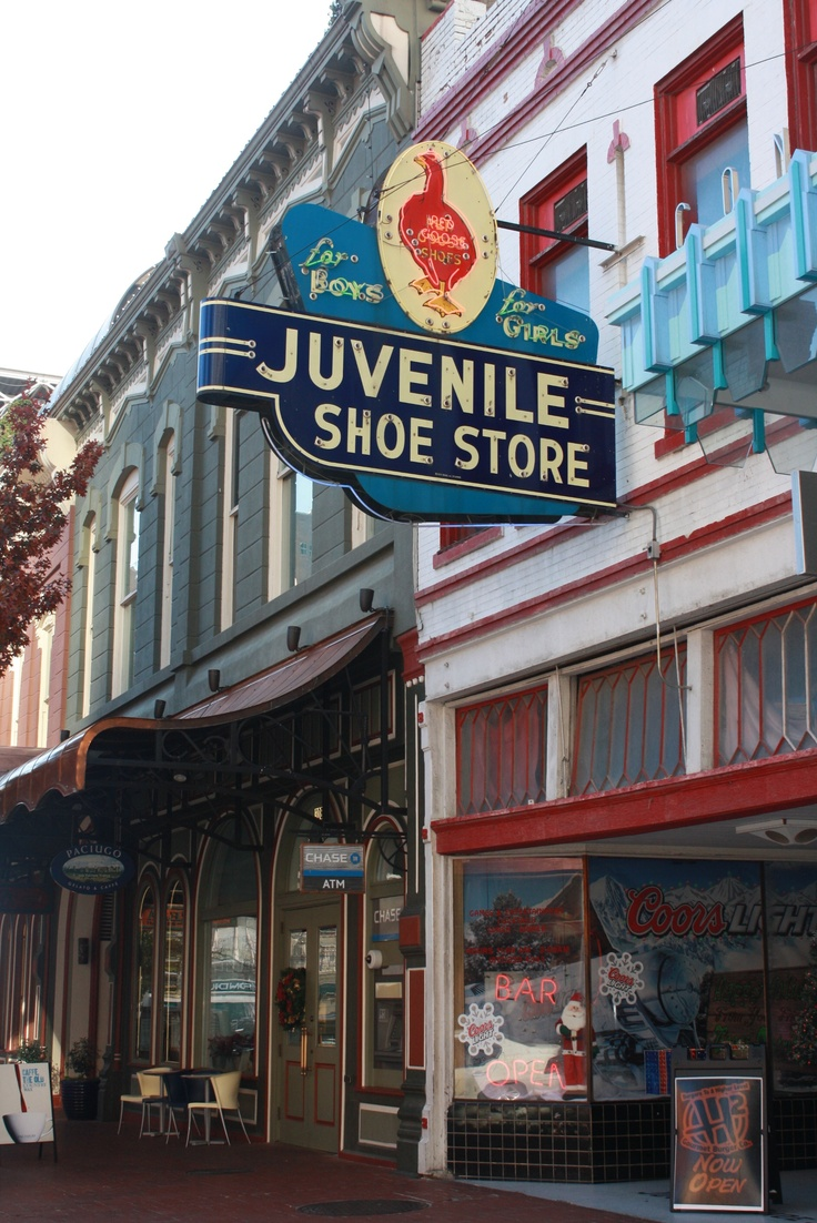 Juvenile Shoe Store Fort Worth