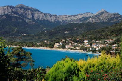 Holidays in #GoldenBeach #Thassos