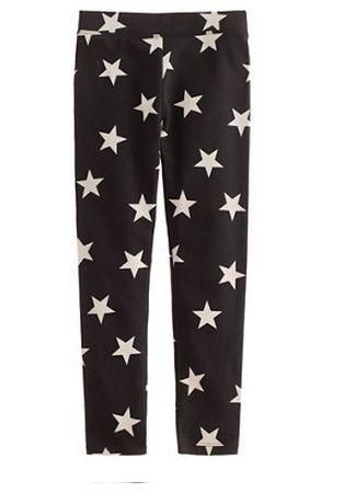 crewcuts star leggings