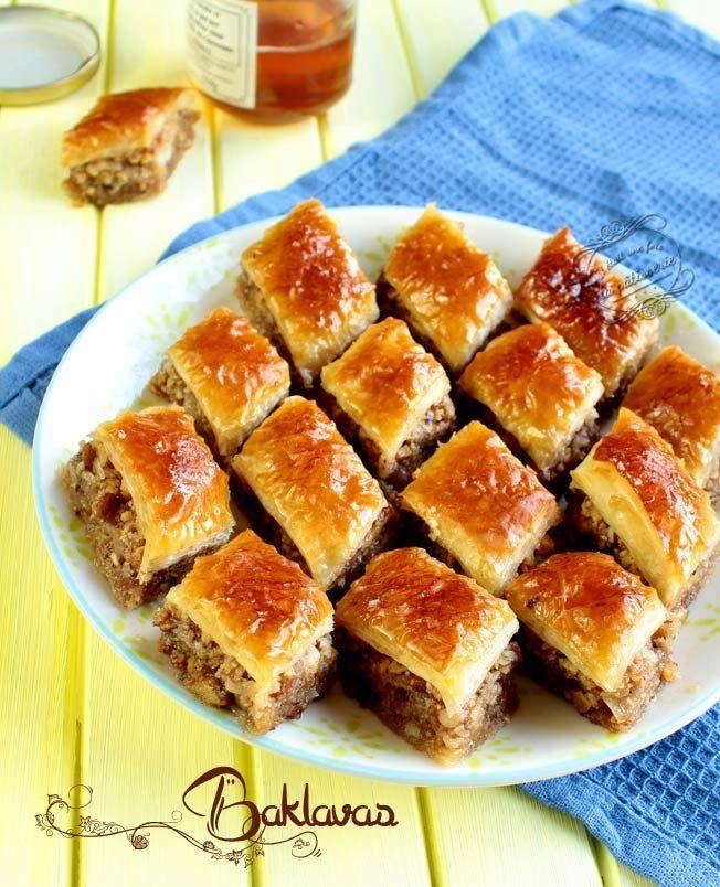 Les baklavas : Il était une fois la pâtisserie