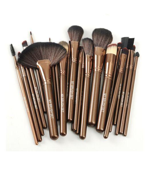 Purple Rain Brush Set , Make Up Brush - MyBrushSet, My Make-Up Brush Set  - 3
