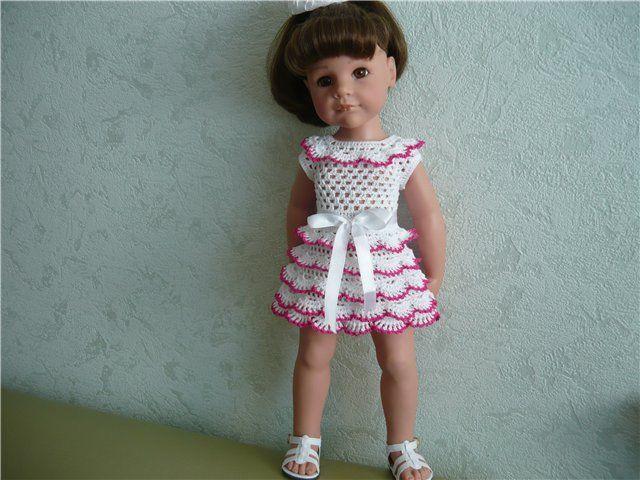 Лето продолжается. Одежда для кукол Готц своими руками / Одежда и обувь для кукол - своими руками и не только / Бэйбики. Куклы фото. Одежда для кукол
