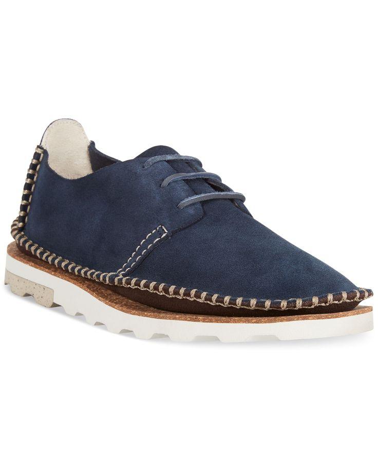 Clarks Dakin Walk Moc Toe Shoes