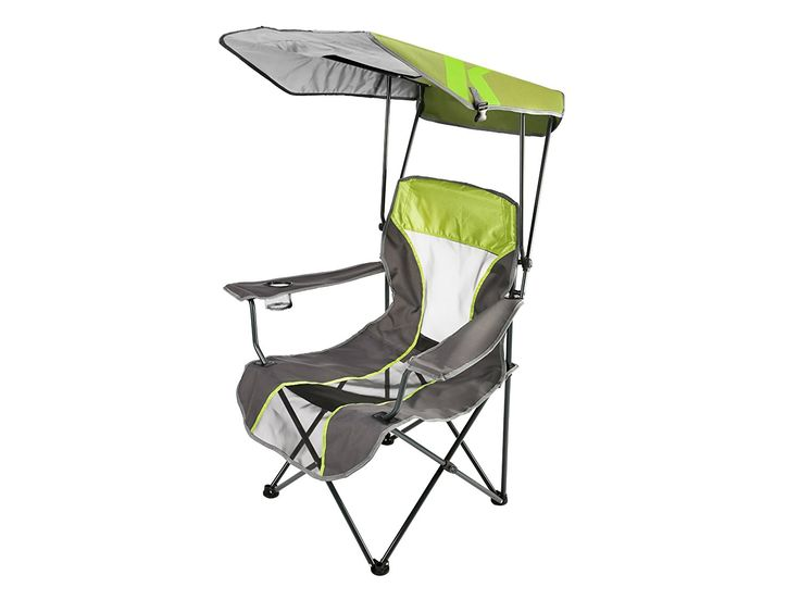 Black Friday Kelsyus Premium Canopy Chair Lime Green From