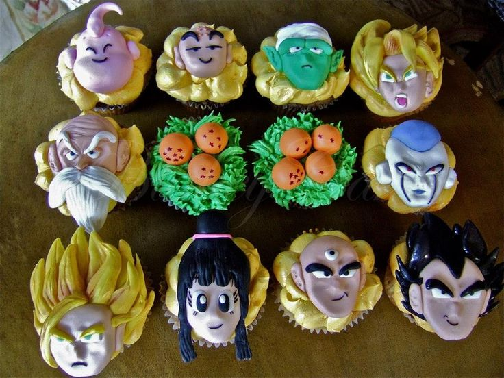 10 best Birthday images on Pinterest Dragon ball z Birthday