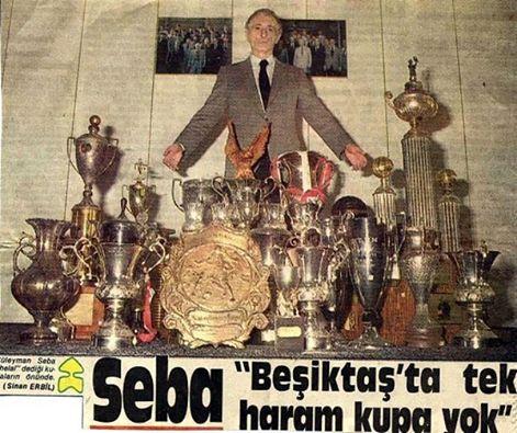 ArkadaşLar BEŞİKTAŞ'LılıgınızLa Gurur Duyun Bu Kulübün Müzesinde Tek Haram Kupa Yok pic.twitter.com/STyZFi7qZa