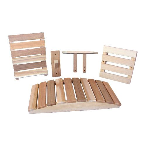 Found it at Wayfair.ca - 5 Piece Accessory Kit