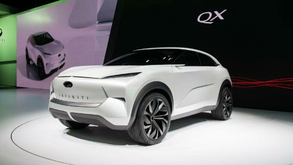 2020 Infiniti Electric In 2020 Infiniti Electricity Car Pictures