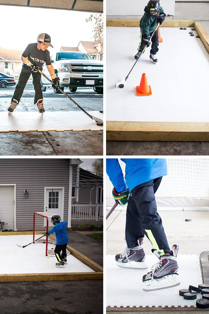 The Best Backyard Ice Rink Kits Our 2020 Reviews Backyard Ice Rink Backyard Rink Backyard Best backyard skating rink kit