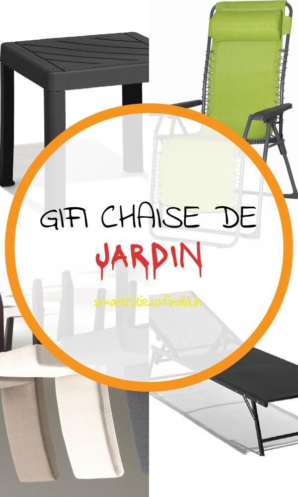 23 Best Of Gifi Chaise De Jardin Chaise De Jardin Coussin Fauteuil Jardin Chaise Plastique Jardin