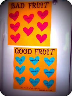11 best fruit of the spirit big heart farms theme images for Fruit of the spirit goodness craft