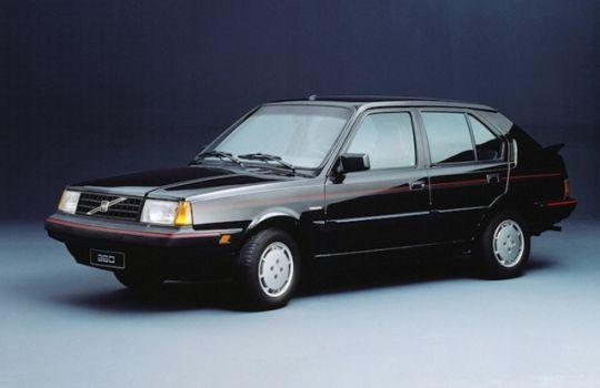 1986 Volvo 360