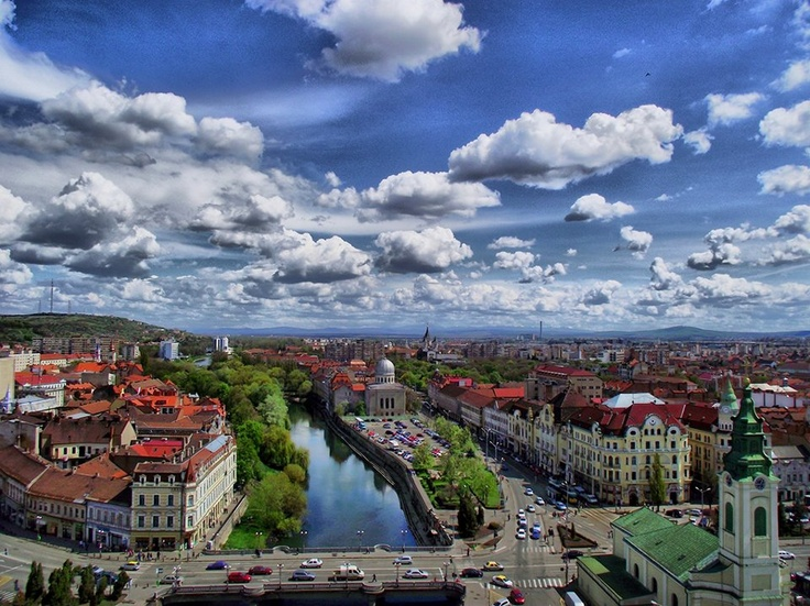 Oradea, Bihor County, Romania  - Explore the World with Travel Nerd Nici, one Country at a Time. http://travelnerdnici.com