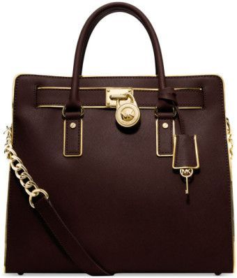 Michael Kors Outlet-looks like it is brown and gold