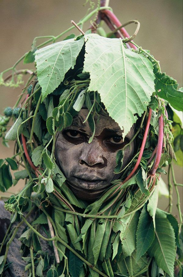 Inspiring photos: 25 mind blowing and powerful portraits from around the world