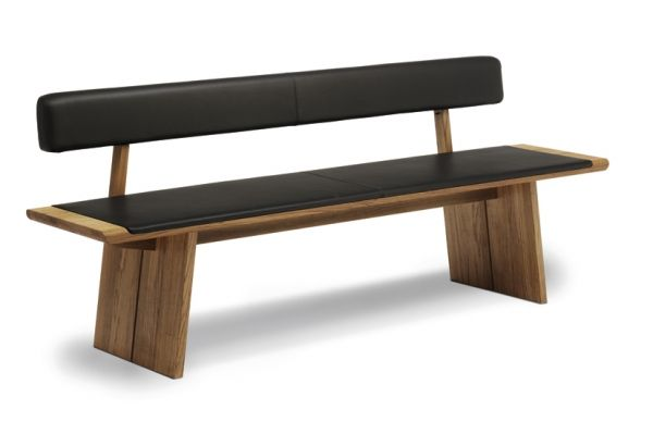 Nox Bank Holzgestell Lehne 175 cm (mit Bildern) Sitzbank