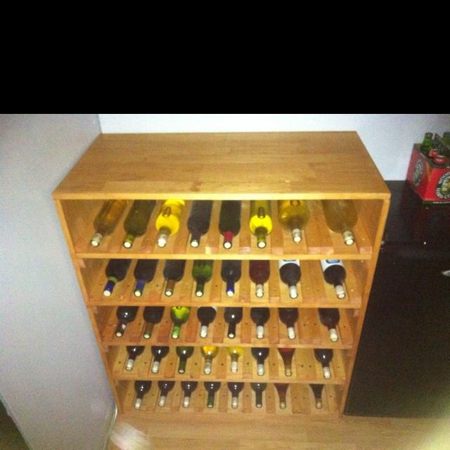 Wine anyone??? Home, Wine rack, Home decor