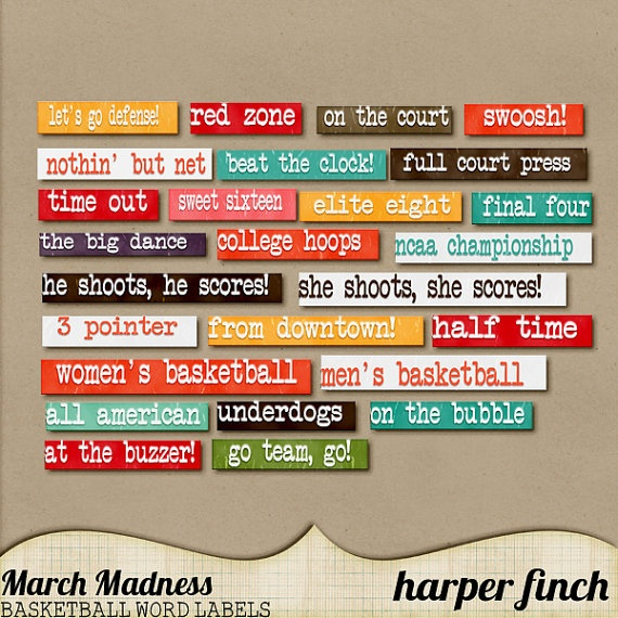 essays on march madness This makes march madness the perfect event to merge my kids' love of basketball and our love of amazing books hence, i present to you affiliate links and freebies for setting-up a book madness: a tournament of books.