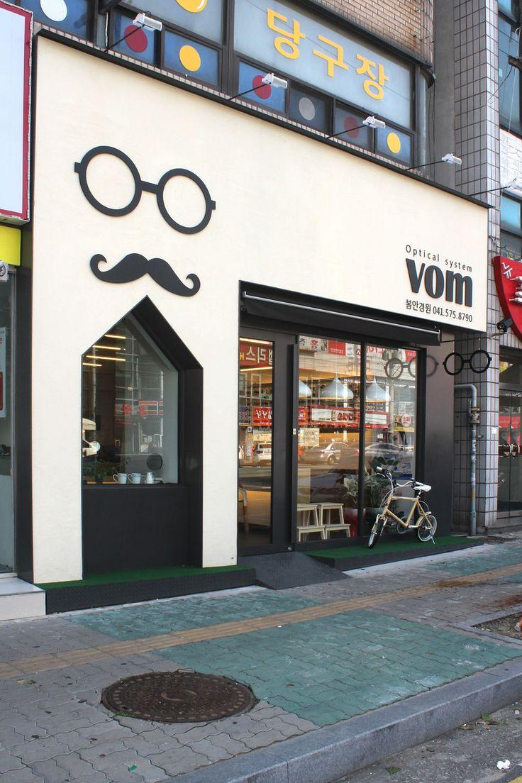 VOM OPTICAL Interior Design - 브랜딩/편집, 산업디자인