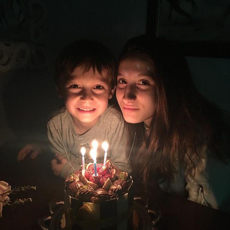 Ve Larişko için doğum günü kutlamaları başlar    İyiki doğdun meleğim