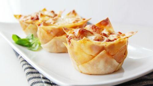 Minis lasagnes