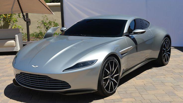 Aston Martin DB10: Monterey 2015 Photo Gallery - Autoblog