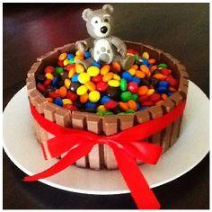 Charley bear cake