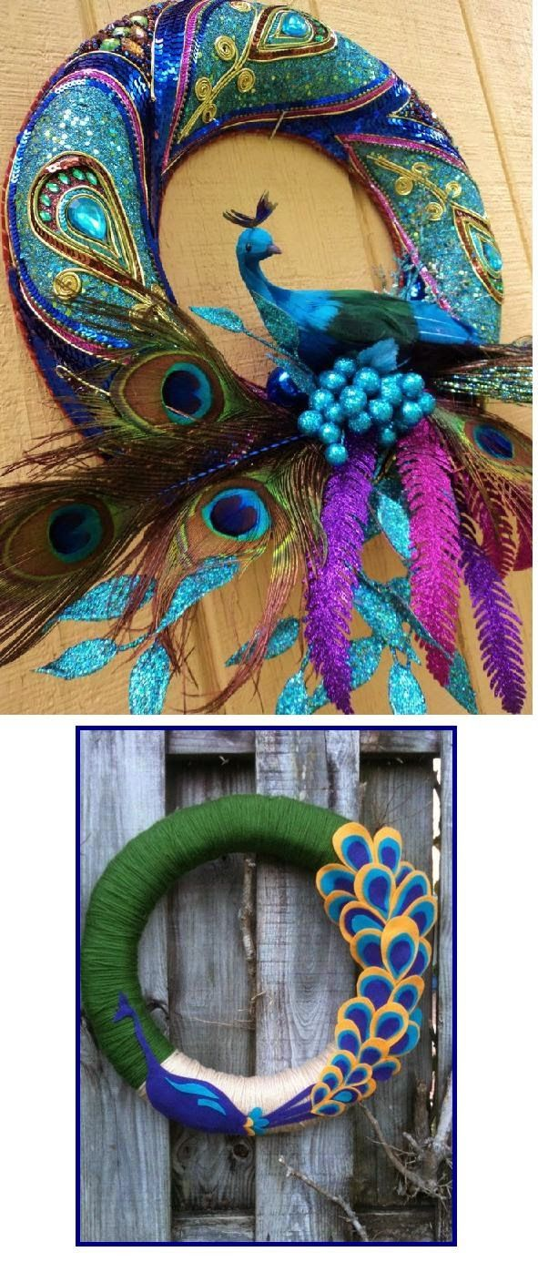 486 best images about Peacocks on Pinterest Embroidery
