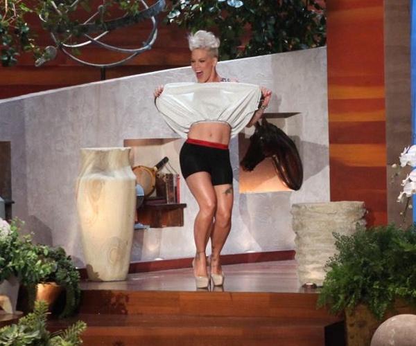 P!nk ~ Ellen Underwear