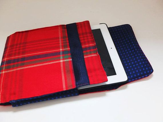 Fabric iPad Cover Case with a padding layer, Cover Case Padded Sleeve for iPad 1, iPad2, iPad Air, Samsung Galaxy Tab 3 10.1 £15.00